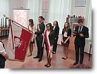 Święto Niepodległości Gimnazjum Rytro 2014 akademia