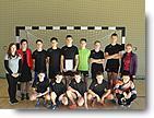 Międzygminne zawody w halową piłkę nożną w Rytrze