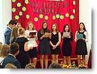 Zakończenie roku szkolnego 2016/17 gimnazjum im. ks. Józefa Woźniackiego w Rytrze